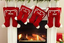 Christmas / by Samantha Bass
