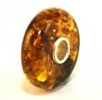 Troll Beads Amber
