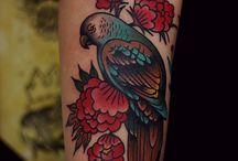 Tatto fugler