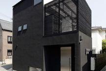 Dům / Fasáda, balkon,typy