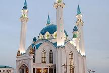 camiler ve tarihi yapılar