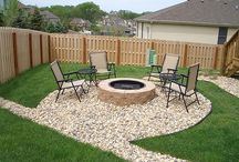 backyard ideas / by Jessie Frizzell