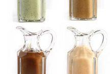 Food - salads, dips & starters / dairyfree, glutenfree
