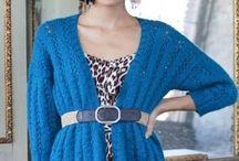 Knitting: Clothing / Knitting Patterns for clothing