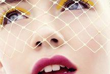Lip colour....