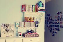 bedroom. ♡ / by Becca K