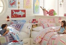 Kids Bedrooms / by Kayla Yeager