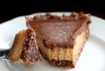 Desserts, pies and puddings