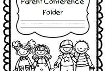 parent/teacher conferences / by Heather Sweet