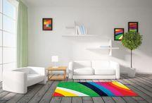 Covoare / Covorul constituie un element de bază în lumea amenajărilor interioare; mai mult, adesea întruchipează chiar motivul central al încăperii, deci merită să fie selectat cu multă grijă şi atenţie