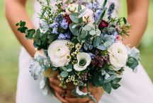 *Ivory Flowers- Spring* / Beautiful spring bouquets & weddings designed and made by us.