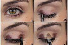 Petunjuk menggunakan celak mata