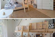 Kid room- bed