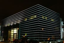Architecture / Lighting design of facades