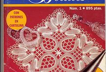 Handcraft - Lace Magazines and books