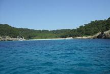 Cala Trebalúger -Menorca