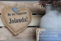 Landelijk en stoer: Valentijn/Valentine