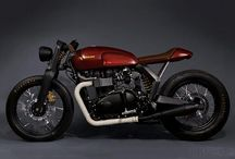 Triumph Motorcycles / by Iron & Air