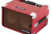 Jazz Amps