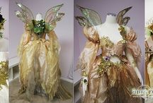 Textiles Project - Tinkerbell