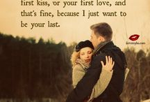 The Love Quotes Jealousy Quotes : I may not be your first date, your first kiss, or your first love, and that'…