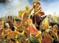 Lord Krishna's Pastimes