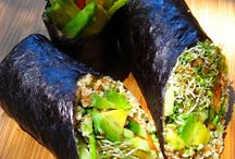 Raw Food Wraps