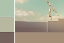 Color schemes!  / by Betsy Shannon