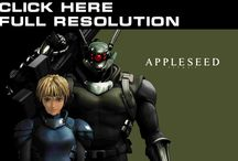 ANIME ● APPLESEED
