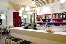 kavárny | cafés