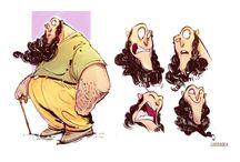 Character Design - Man
