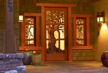 Doors, Windows and Gates / Entrances that capture the attention.