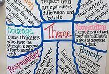Education- Classroom Character / by Dori Richardson