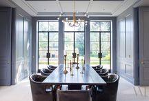 interiors - diningrooms