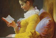 Girl With Book / In the Image