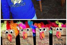 K Thanksgiving