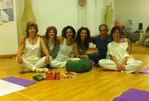 Formazione Spanda Yoga