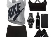 Outfit for fitness