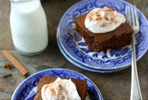 Cakes, Brownies and Bars / The best recipes for cakes, brownies and dessert bar recipes!  / by Sweet Basil