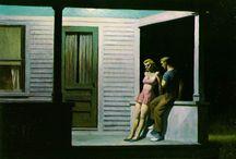 Edward Hopper / Art
