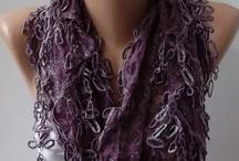 scarfs / by Manuela Loewen