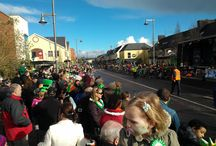 St. Patrick's Day 2013 in Ballincollig / St. Patrick's Day parade in Ballincollig, March 17th 2013