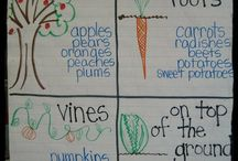 planting and nutrition / by Susie Howard