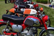 Japanese Classic Bikes