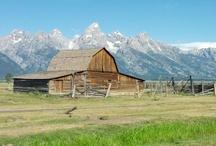 America's Barns / America's beautiful barns and scenery