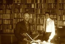 Meetings with RFH Alumnis / Throughout his professorship Niklas Mahrdt has been following careers of RFH-Alumnis.