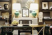 Home office ideas / by Lindsey Sway
