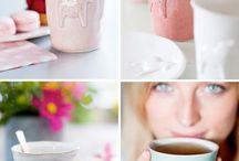I simply adore mugs!!! /