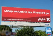 Genius Marketing / Some brilliant advertising and marketing campaigns - hats off!