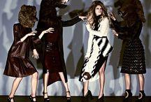 Fairytale Fashion Editorials / by Annette Heathen